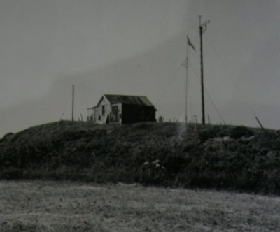 1963. Hartland Point Coastguard Station - general view