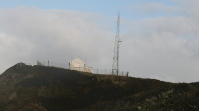 2017. Hartland Point Coastguard Station - general view